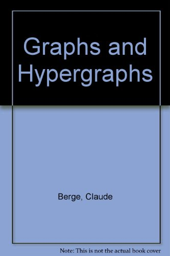 9780720404791: Graphs and Hypergraphs