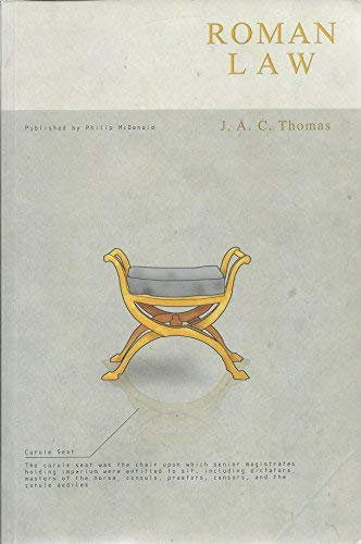 9780720405170: Textbook of Roman law