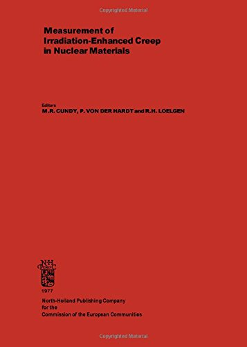 Measurement of Irradiation-Enhanced Creep in Nuclear Materials, Proceedings of an International ...