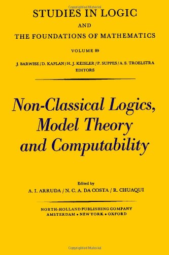 9780720407525: Non-classical Logics, Model Theory and Computability (Studies in Logic and the Foundations of Mathematics)