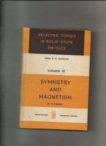 9780720414530: Symmetry and Magnetism
