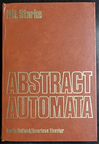 Abstract Automata: Starke, P.H.; Shepherd, I., Trans.