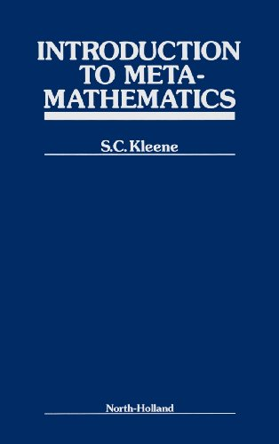 9780720421033: Introduction to Metamathematics (Bibliotheca Mathematica)