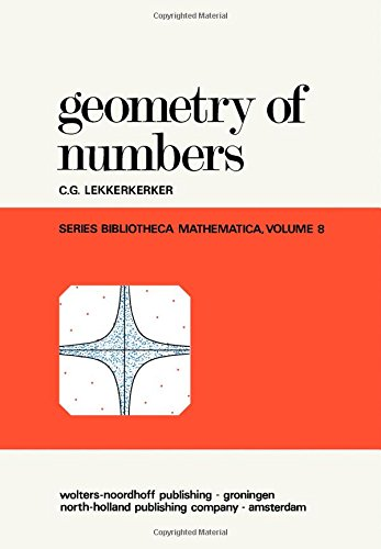 9780720421088: Geometry of Numbers (Bibliotheca Mathematica)