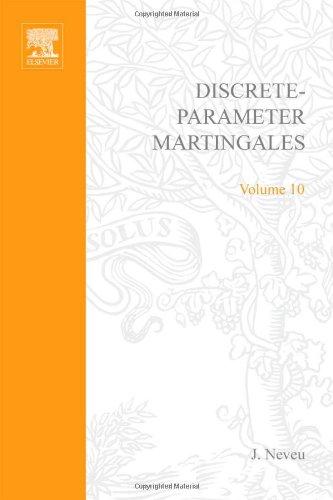 9780720428100: Discrete-Parameter Martingales, Vol. 10 (North-Holland Mathematical Library)