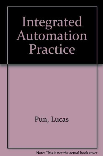 9780720428117: Integrated Automation Practice