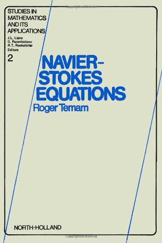 9780720428407: Navier-Stokes Equations (Studies in Mathematics and its Applications, Vol. 2)