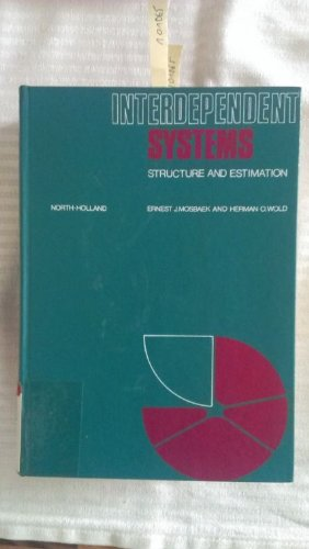 Interdependent Systems : Structure and Estimation