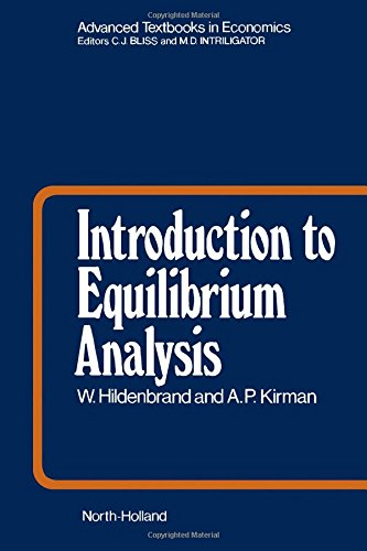 9780720436068: Introduction to Equilibrium Analysis: Variations on Themes by Edgeworth and Walras (Advanced textbooks in economics)