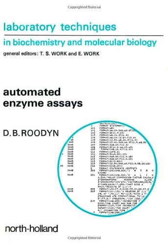 9780720442069: Automated Enzyme Assays (Laboratory Techniques in Biochemistry and Molecular Biology)