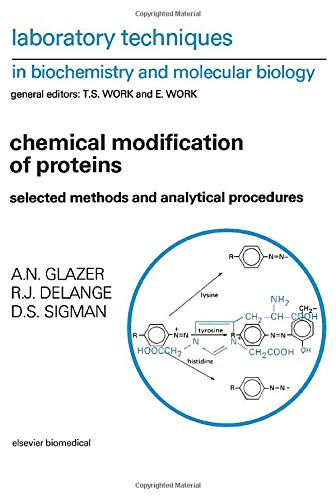 chemical modification of proteins pdf