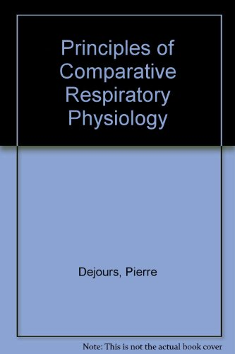 9780720445114: Principles of Comparative Respiratory Physiology