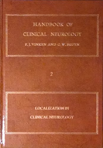 9780720472028: Localization in Clinical Neurology (Handbook of Clinical Neurology, Vol. 2)