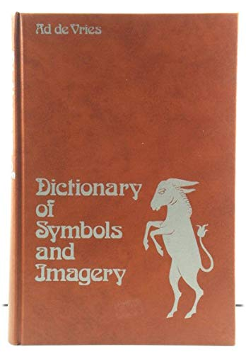 9780720480214: Dictionary of Symbols and Imagery: In English (with definitions)