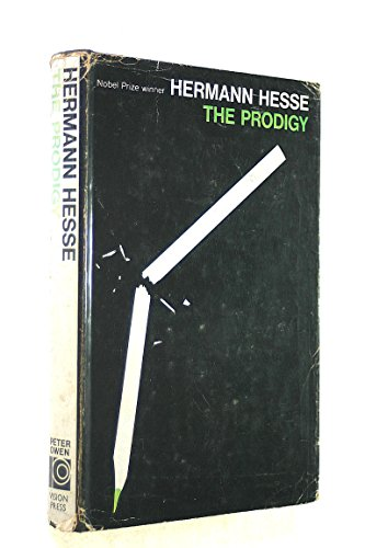 9780720600308: The Prodigy