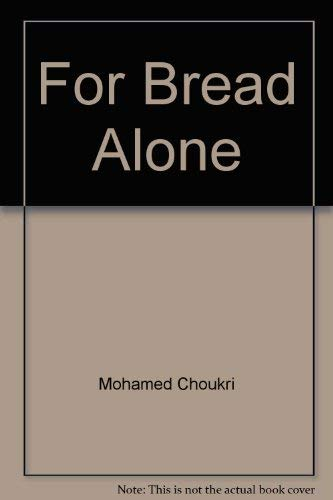 9780720601138: For Bread Alone