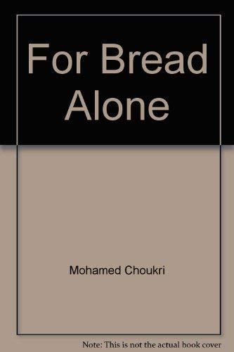 9780720601138: For Bread Alone