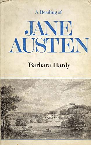 9780720601343: A Reading of Jane Austen