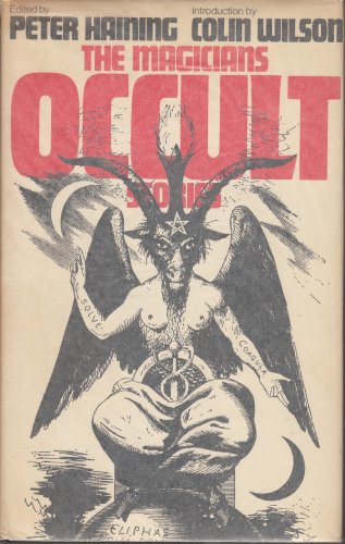 The Magicians Occult Stories: Haining, Peter Edited By