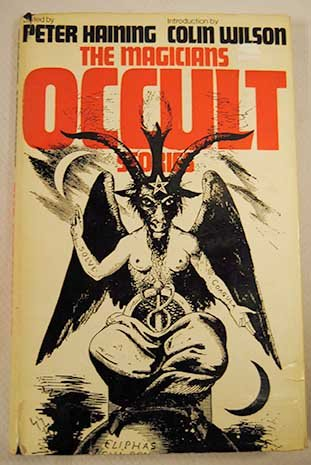 The Magicians Occult Stories: Haining, Peter Edited