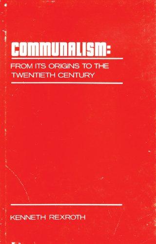 9780720602142: Communalism: From Its Origins to the Twentieth Century