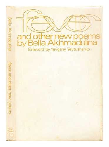 Fever and Other New Poems