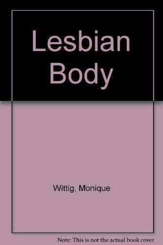 9780720604535: Lesbian Body