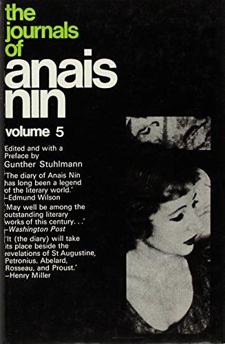 The Journals: 1947-55 v. 5: Anais Nin, Gunther Stuhlmann