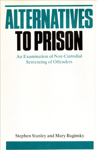 Alternatives to Prison (Contemporary Issues): Stephen, Stanley