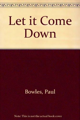 9780720606140: Let It Come Down