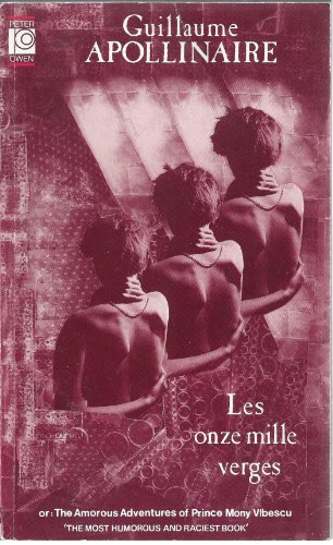 9780720607352: Les Onze Mille Verges (Peter Owen Modern Classic)