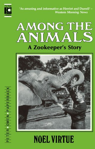 9780720607994: Among The Animals: A Zookeeper's Story