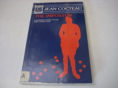 The Imposter (0720608430) by Cocteau, Jean