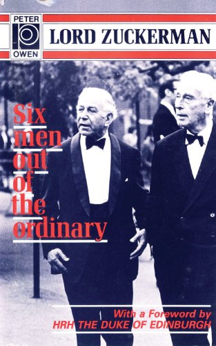 9780720608540: Six Men Out of the Ordinary