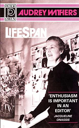 9780720609271: Lifespan: An Autobiography