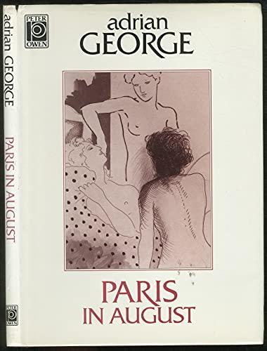 9780720609370: Paris in August