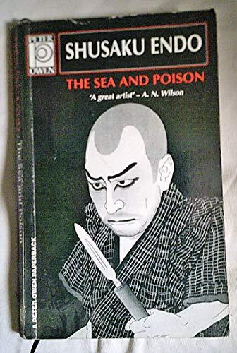 9780720609783: The Sea and Poison: A Novel