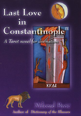 9780720610352: Last Love in Constantinople: A Tarot novel for divination
