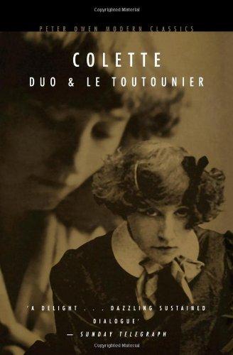 9780720610697: Duo and Le Toutounier (Peter Owen Modern Classic)