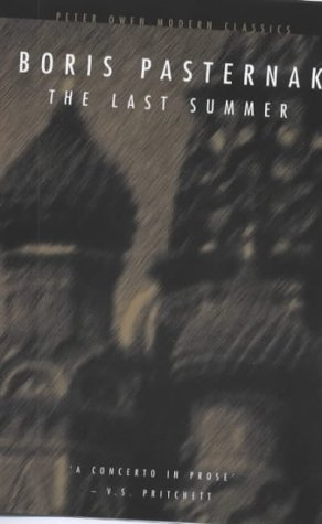 9780720610994: The Last Summer (Peter Owen Modern Classics)