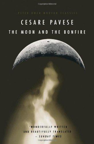 9780720611199: The Moon and the Bonfire (Peter Owen Modern Classics)