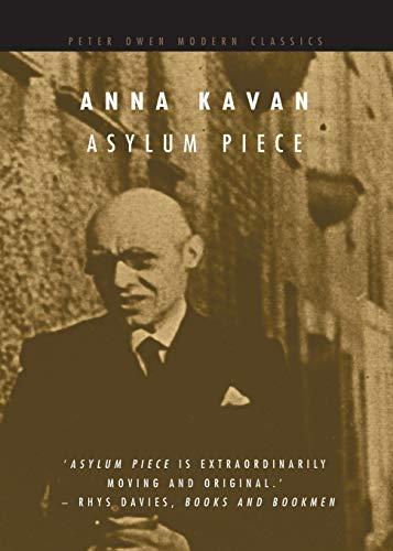 9780720611236: Asylum Piece (Peter Owen Modern Classics)