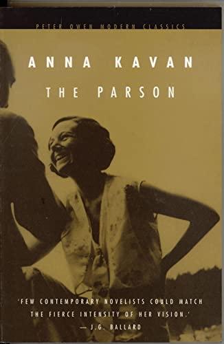 9780720611403: The Parson (Peter Owen Modern Classic)
