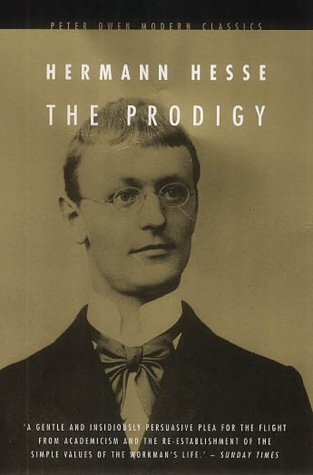 9780720611748: Prodigy, The (Peter Owen Modern Classic)