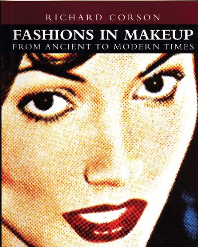 9780720611953: Fashions in Makeup: From Ancient to Modern Times