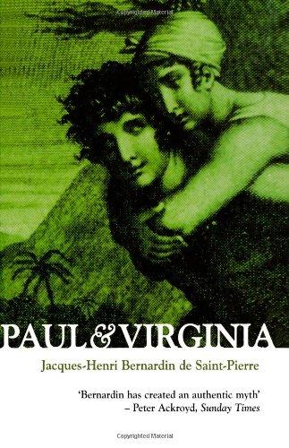 Paul & Virginia: Bernardin De Saint-Pierre,