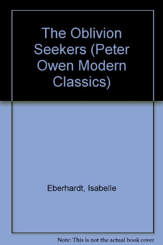 9780720612400: The Oblivion Seekers (Peter Owen Modern Classics)