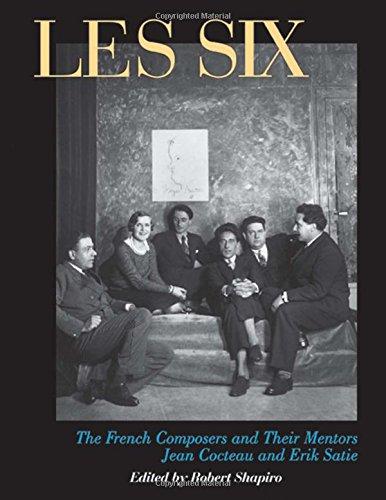 9780720612936: A Les Six Compendium: French Composers Milhaud, Poulenc, Auric, Durey, Honegger, Tailleferre (Peter Owen Modern Classic)
