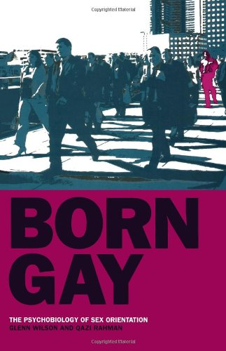 9780720613094: Born Gay: The Psychobiology of Sex Orientation