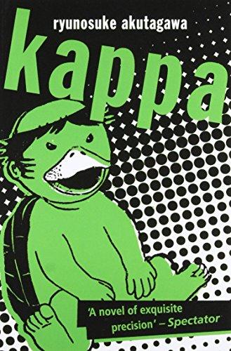 9780720613377: Kappa (Peter Owen Modern Classic)